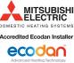 Mitsubishi Electric- Keith Barrow Heating & Plumbing
